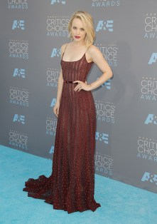 Rachel McAdams at the Critics Choice Awards- Elie Saab